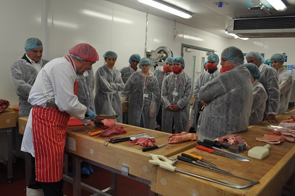 Reaseheath College Offers New Butchery Apprenticeship