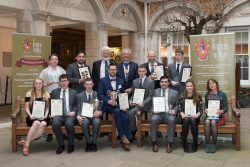 IoM Annual Prize-giving – Press Coverage