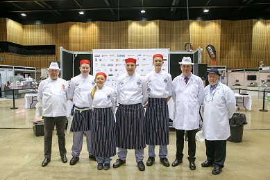 Winner of Premier Young Butcher 2017 announced at Meatup